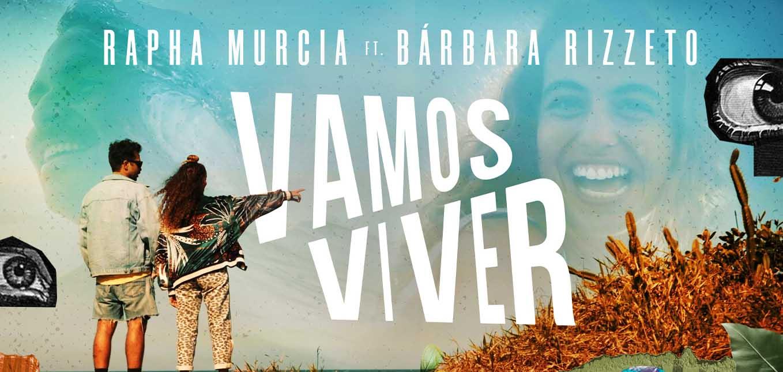 Videoclipe de Vamos Viver - Rapha Murcia feat Ba. Rizzeto